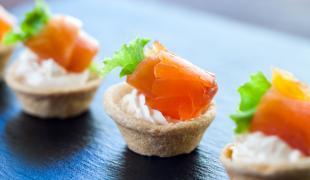 5 idées de recettes roulées festives pour l'apéro