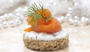 Idées d'accompagnements et de présentation du saumon fumé