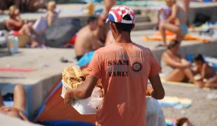 Beignet, glace, etc : faut il faire attention aux produits vendus sur la plage ?