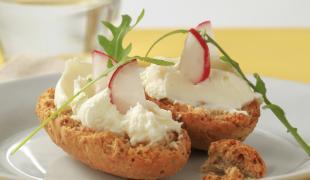 10 recettes avec du fromage frais à tester absolument !