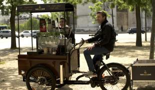 Trip Bike Café : des cafés italiens sur roues en plein Paris