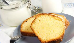 Notre sélection de recettes inratables de gâteaux au yaourt
