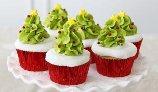 Comment préparer des cupcakes de Noël ?