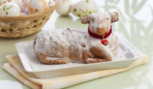 Comment faire un agneau de Pâques ou lammele, comme en Alsace ?
