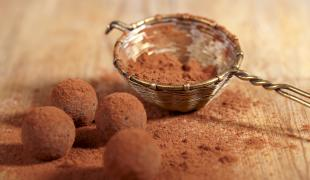 10 idées de recettes de chocolats de Noël