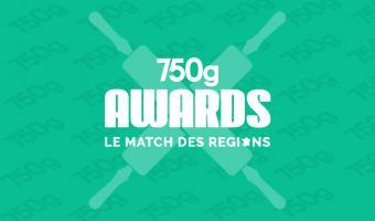 Et si votre région remportait les 750g awards ?