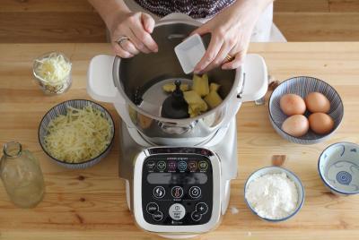Recette goug res inratables au cuisine companion en pas - Cuisine tv recettes 24 minutes chrono ...