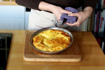Recette tortilla aux pommes de terre en pas pas - Comment conserver pomme de terre ...