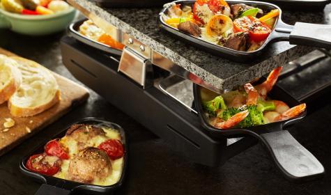 Raclette végétarienne : par quoi remplacer la charcuterie ?