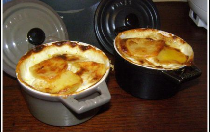 recette gratin dauphinois au foie gras 750g. Black Bedroom Furniture Sets. Home Design Ideas