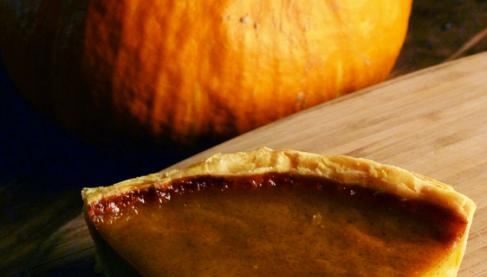 recette tarte sucr 233 e au potiron facile 750g