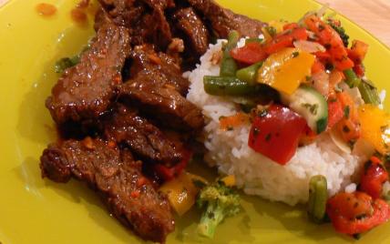 Recettes de cuisine asiatique les recettes les mieux not es for Apprendre la cuisine asiatique