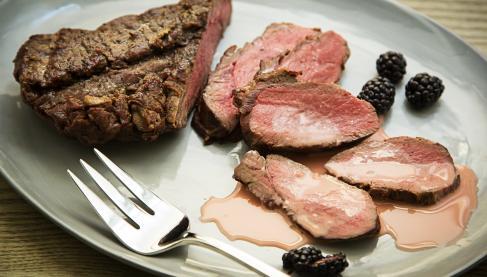 Recettes pour cuisiner le filet mignon de sanglier les - Cuisiner filet mignon ...