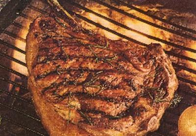 Recettes de c te de boeuf grill e les recettes les mieux - Comment griller une cote de boeuf au barbecue ...