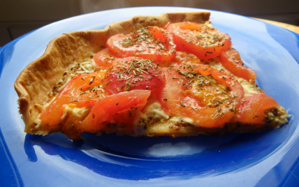 recette tarte aux tomates et la moutarde l 39 ancienne 750g. Black Bedroom Furniture Sets. Home Design Ideas