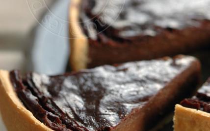 recette flan p tissier au chocolat not e 4 5. Black Bedroom Furniture Sets. Home Design Ideas