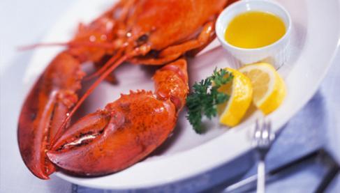 Recette homard grill au four 750g - Recette homard grille ...