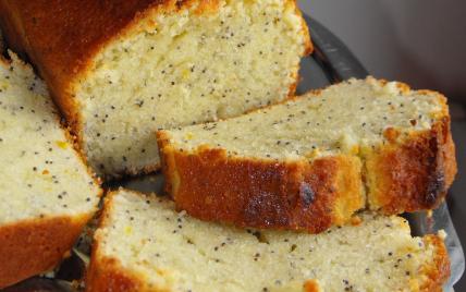 Cake Citron Pavot  Oeufs