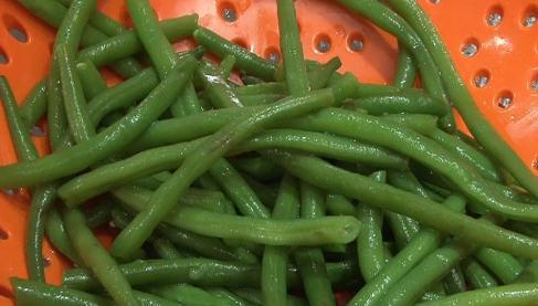 Comment cuire un l gume vert vid o - Comment cuire la polenta ...