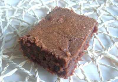 Recette g teau au chocolat et beurre sal not e 4 2 5 - Gateau chocolat beurre sale ...