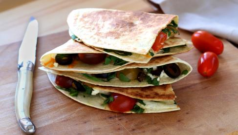 Comment faire des quesadillas 9 photos - Comment faire des tortillas ...