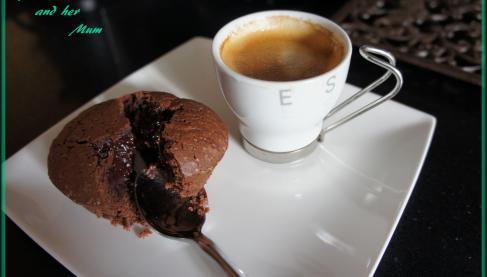 recette coulant au chocolat sans gluten et ses variantes not e 4 5. Black Bedroom Furniture Sets. Home Design Ideas