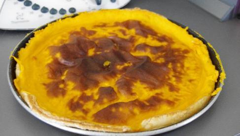 recette tarte 224 la courge sucr 233 e maison 750g