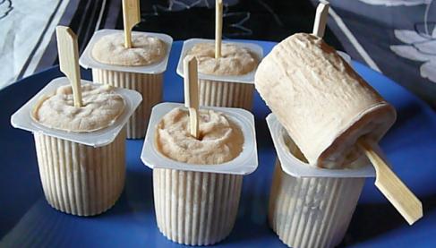 Recettes de glace au yaourt sans sorbeti re les recettes les mieux not es - Recette yaourt glace sans sorbetiere ...