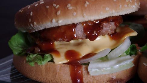 Recette Hamburger Maison Sauce Barbecue 750g