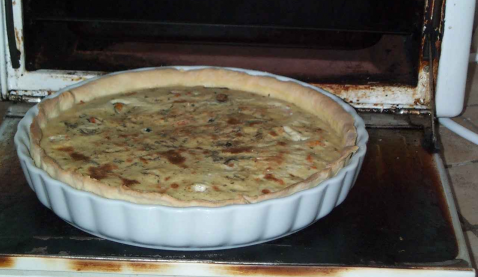 recette quiche aux moules 750g. Black Bedroom Furniture Sets. Home Design Ideas