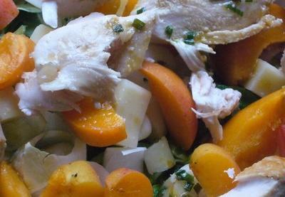 Recette salade fra che plein t 750g - Recette fraiche pour l ete ...
