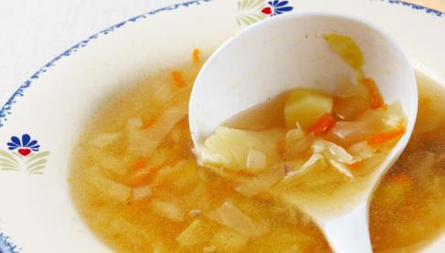 Recettes de soupe au chou | La sélection de 750g