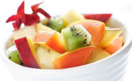 recettes de salade de fruits d 39 automne les recettes les mieux not es. Black Bedroom Furniture Sets. Home Design Ideas