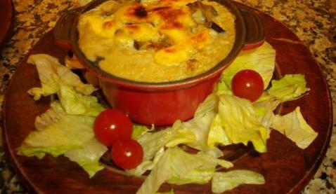 recette gratin d 39 aubergines aux oeufs 750g. Black Bedroom Furniture Sets. Home Design Ideas