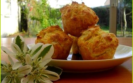 recette muffins aux pommes tout moelleux not e 4 1 5. Black Bedroom Furniture Sets. Home Design Ideas