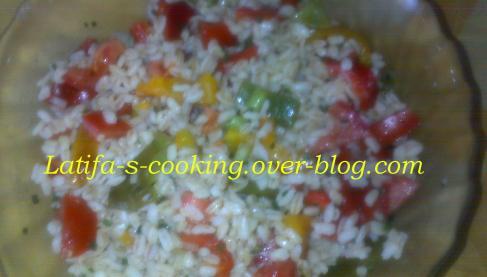 Recette salade d 39 t facile 750g - Salade d ete originale et facile ...