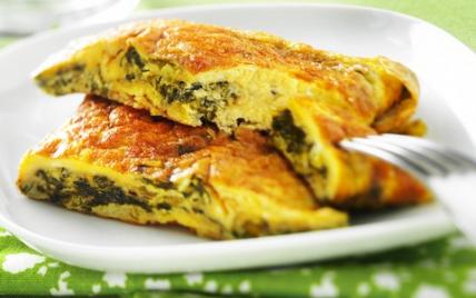 recette omelette l 39 oseille not e 4 1 5. Black Bedroom Furniture Sets. Home Design Ideas
