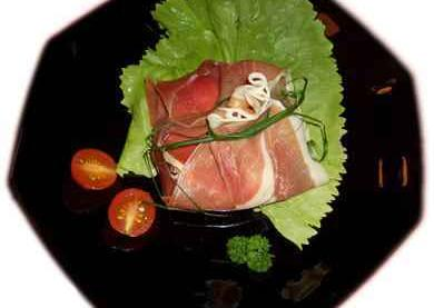 aumonieres au foie gras poires et abricots
