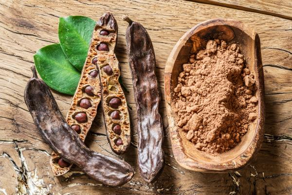 Carob (ingredient) - All about carob |  750g
