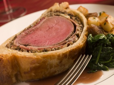 Recette Filet De Boeuf Wellington 750g