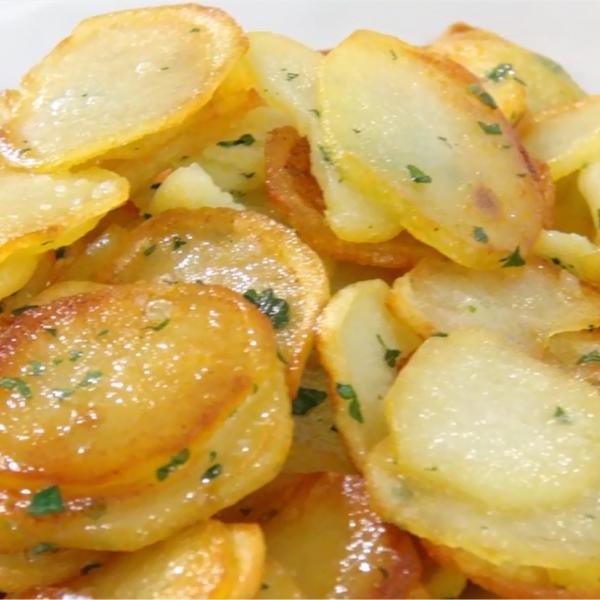 4e9048bc026 Recette - Pommes de terre sautées en vidéo