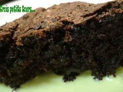Gateau chocolat et quinoa