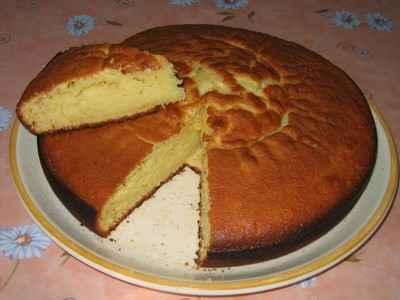 Gâteau rapide