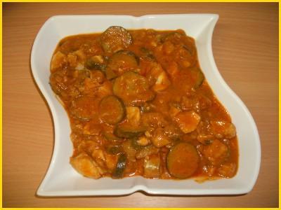 Recette dos de cabillaud au curry