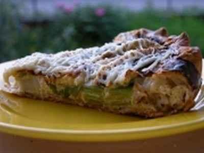 tarte camembert pommes