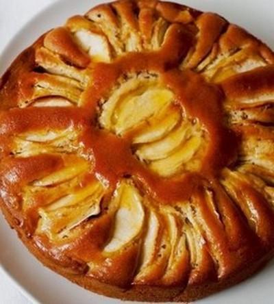 Gâteau aux pommes facile et bon marché