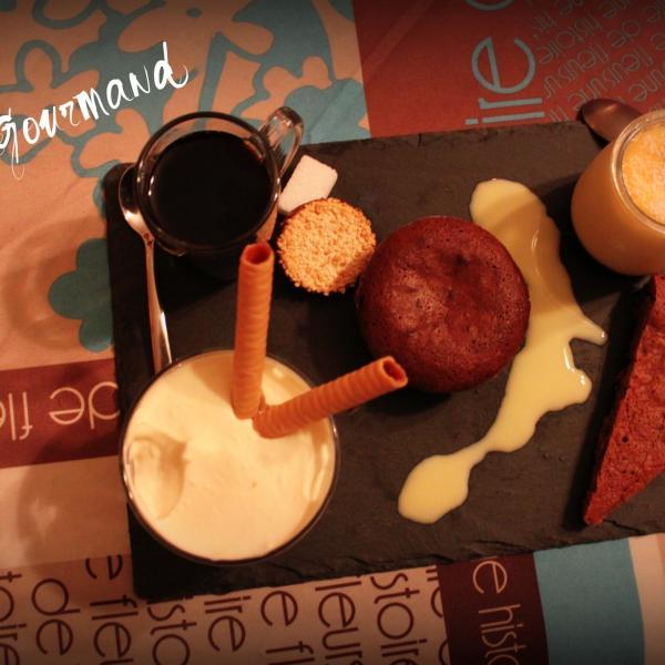 Exceptionnel Recette - Café gourmand facile   750g RA02