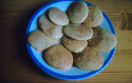 Recette Petits Biscuits Moelleux Amande 750g