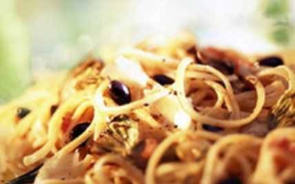 chow mein recette