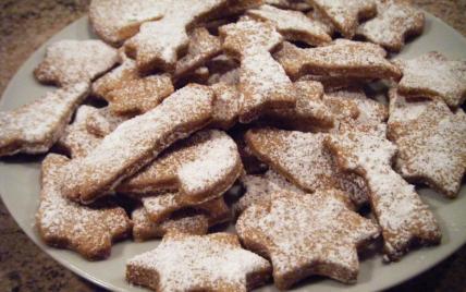 Recette de biscuit de noel a la cannelle